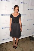 Amy Brenneman at the Women of Distinction Luncheon honoring Amy Brenneman, Beverly Hills Hotel, Beve