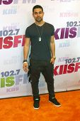 Wilmer Valderrama at the 2013 Wango Tango concert produced by KIIS-FM, Home Depot Center, Carson, CA
