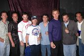Michael Sponberg, Bob Levy, K.C. Armstrong, David Spade, Gary Dell'Abate, Jim Florentine, Artie Lang