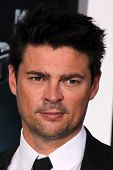 Karl Urban at the