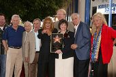 Tom Arnold, James Woods, Johnny Grant, Henry Winkler, Penny Marshall, Ed Begley Jr., Cindy Williams,