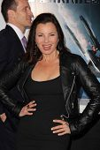 Fran Drescher at the