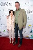 Patricia Heaton, Neil Flynn at the Compton Jr, Posse Gala honoring Patricia Heaton and Portia de Ros