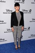 Ginnifer Goodwin at the Disney Media Networks International Upfronts, Walt Disney Studios, Burbank,