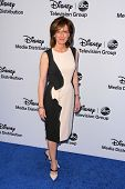 Ann Sweeny at the Disney Media Networks International Upfronts, Walt Disney Studios, Burbank, CA 05-19-13
