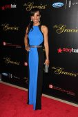 Shaun Robinson at the 2013 Gracie Awards Gala, Beverly Hilton Hotel, Beverly Hills, CA 05-21-13