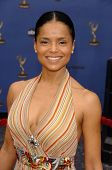 HOLLYWOOD - APRIL 28: Victoria Rowell at The 33rd Annual Daytime Emmy Awards at Kodak Theatre on Apr