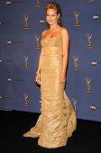 HOLLYWOOD - APRIL 28: Sharon Case in the press room at The 33rd Annual Daytime Emmy Awards at Kodak