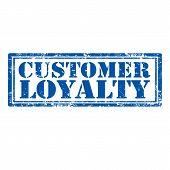 Customer Loyalty-stamp