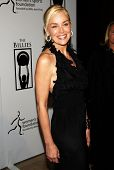 BEVERLY HILLS - APRIL 20: Sharon Stone at the inaugural The Billies presented by The Women's Sports