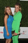 Ariel Winter and Julie Bowen at the 10th Annual Inspiration Awards Luncheon, Beverly Hilton Hotel, Beverly Hills, CA 05-31-13