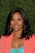 Salli Richardson-Whitfield at the 10th Annual Inspiration Awards Luncheon, Beverly Hilton Hotel, Bev