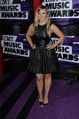 Kristen Bell at the 2013 CMT Music Awards, Bridgestone Arena, Nashville, TN 06-05-13