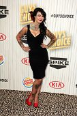 Cara Mia at the 2013 Spike TV Guys Choice Awards, Sony Studios, Culver City, CA 06-08-13