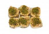 Group Of Baklava 1