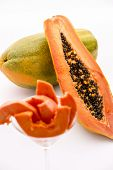 Red-fleshed Papaya