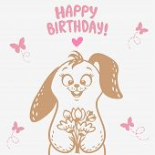 bunny Happy Birthday