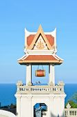 Campanile Of Thai Temple