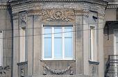 Soviet architecture style.