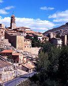 Spanish town, Teruel.