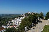White village, Casares.