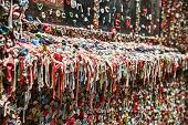 Dirty Gum Wall