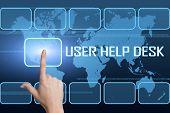User Help Desk