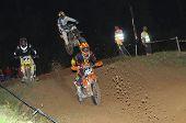 Motocross In Pola De Siero, Asturias, Spain..