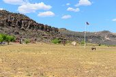 Fort Davis in West Texas