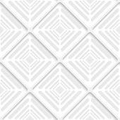 Diagonal Gray Offset Squares Pattern