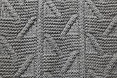 Texture Of Knitted Sweaters