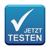 Button: Test now