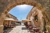 Marzamemi Small Fishing Village In Southeastern Sicily