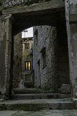 Old Window In Croatia