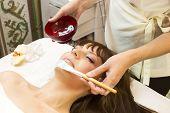 massage and facial peels