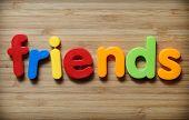 Friends Concept