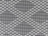 Silver Fabric Texture Regular Pattern