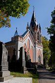 Chapel In Rasos Cemetery, Vilnius