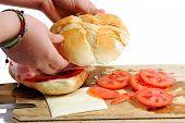 Sandwich Stuffed