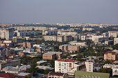 Townscape Chelyabins