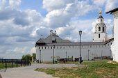 Svijazhsk. Holy Dormition Monastery, Summer View