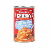 Los Angeles,California= Dec 9th  2014: Nice image Of a can Of Campbells chunky soup ready to open and eat
