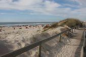 Sandy Beach, Portugal