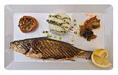 Roasted Fish Dish