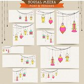 image of lamp post  - Social media posts - JPG