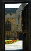 Oxford College Doorway