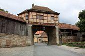 Rothenburg o d Tauber