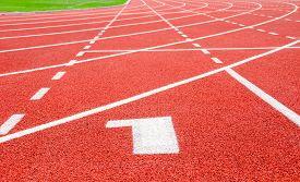 image of olympiade  - Start track - JPG