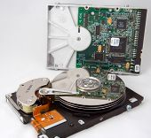 Disk Drives with Reflection