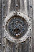 Ornate Door Knocker